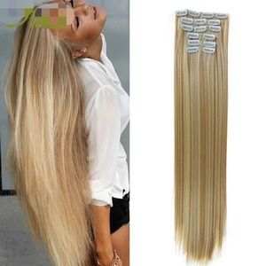 """Accessories - 26"""" 16 Clips hair extension clip in"""